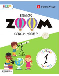 SOCIALES 1 - Proyecto Zoom Canarias