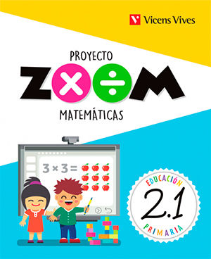 MATEMATICAS 2 Primaria - Proyecto ZOOM - trimestres