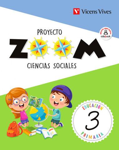 LECTURAS COMPETENCIALES 3º PRIMARIA  PROYECTO ZOOM