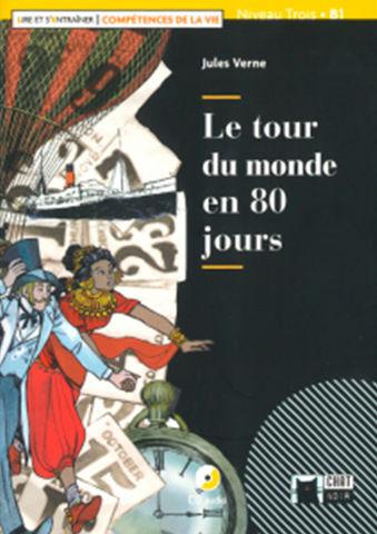 TOUR DU MONDE 80 JOURS+C