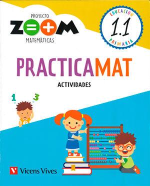 PRACTICA MAT 1 ACTIVIDADES TRIMESTRALES ZOOM