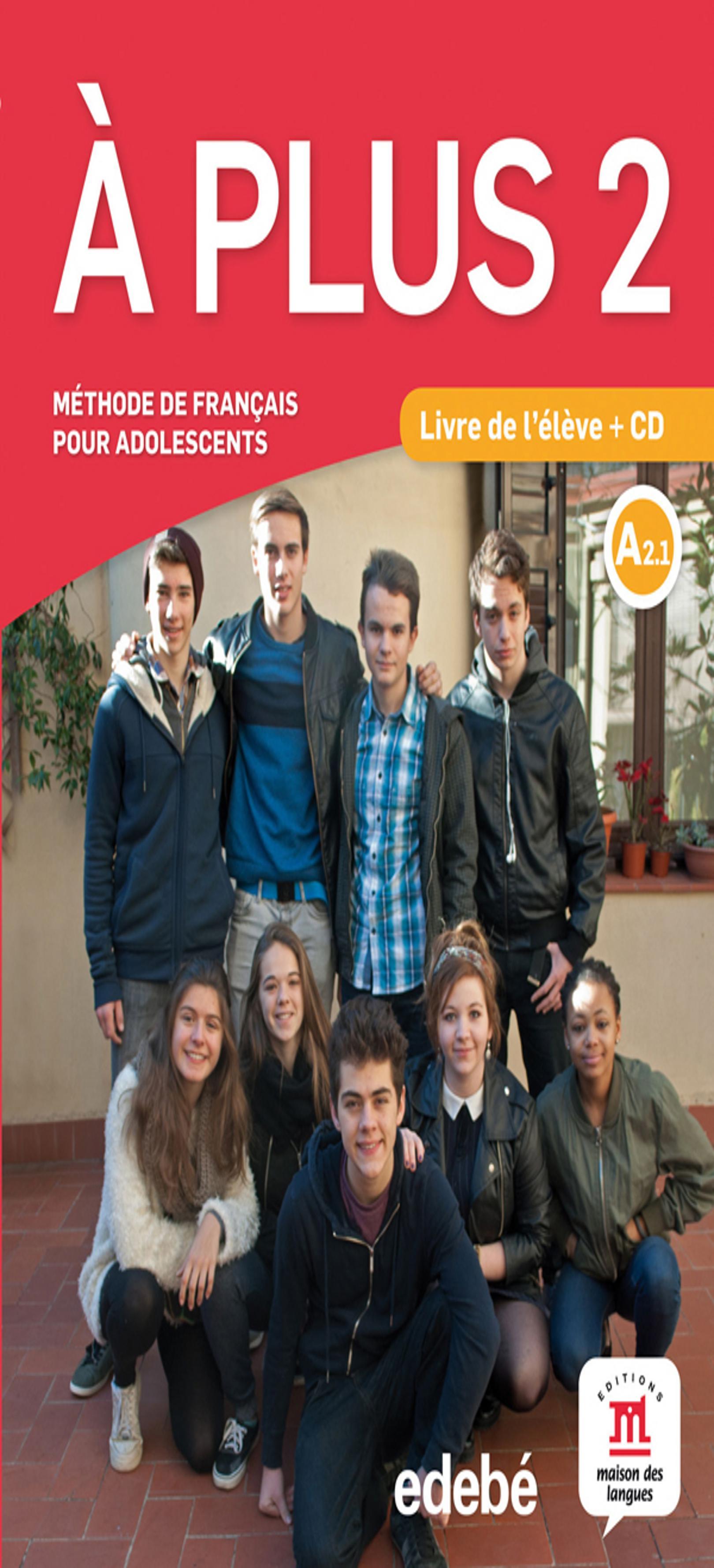 A PLUS 2 A2.1  Alumno