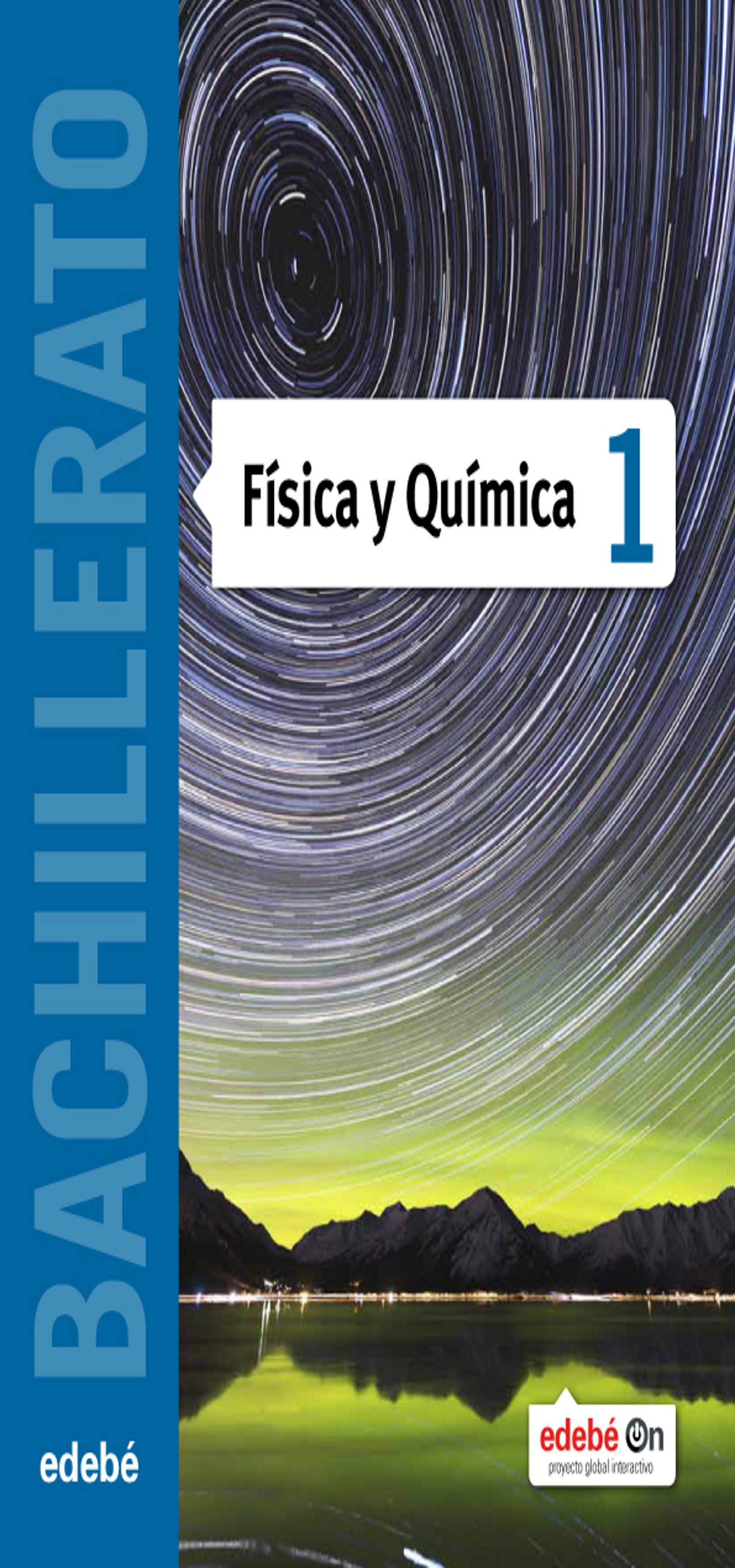 FISICA Y QUIMICA 1 BACH