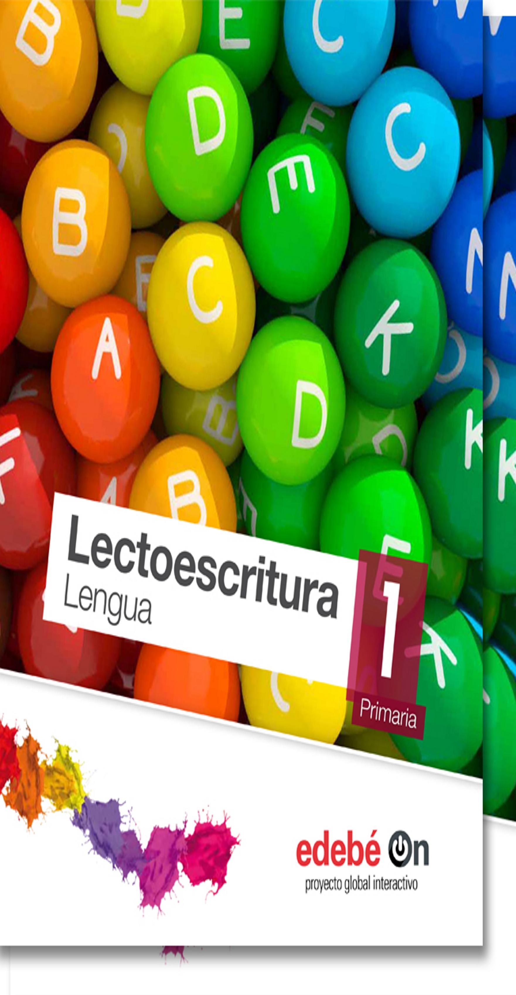 LENGUA 1º PRIM + Lectoescritura