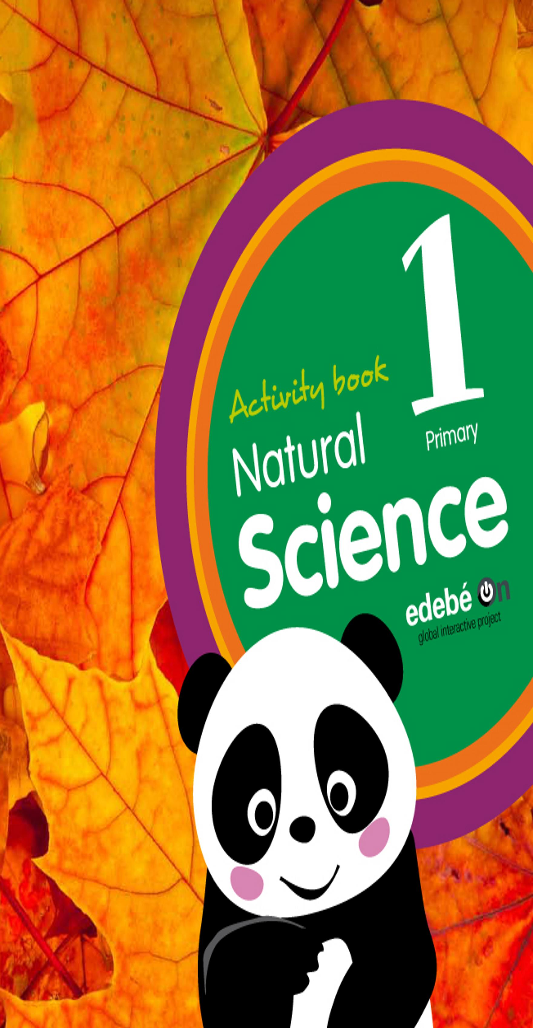 NATURAL SCIENCE 1 WB Primary