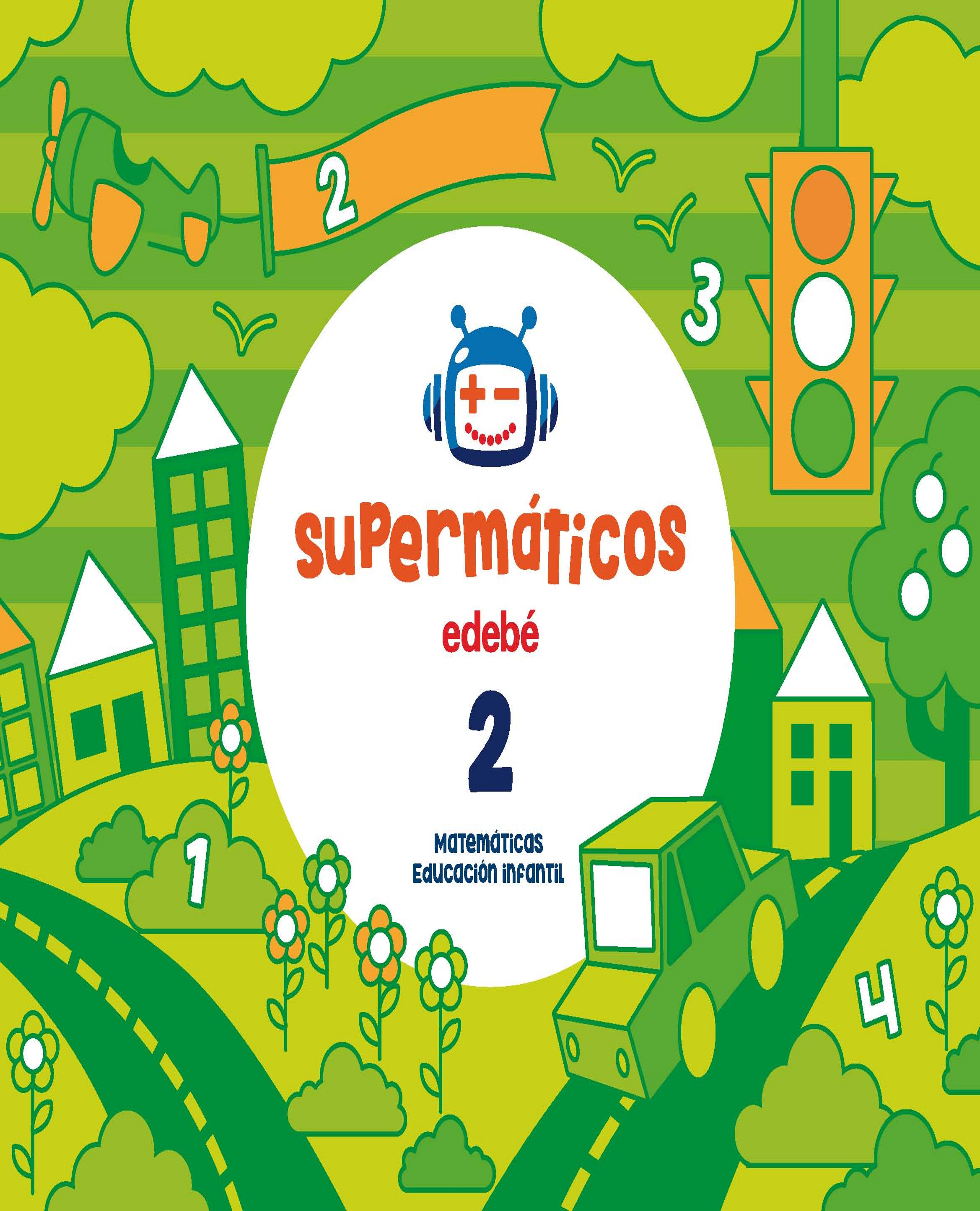 SUPERMATEMATICOS NÚMERO 2