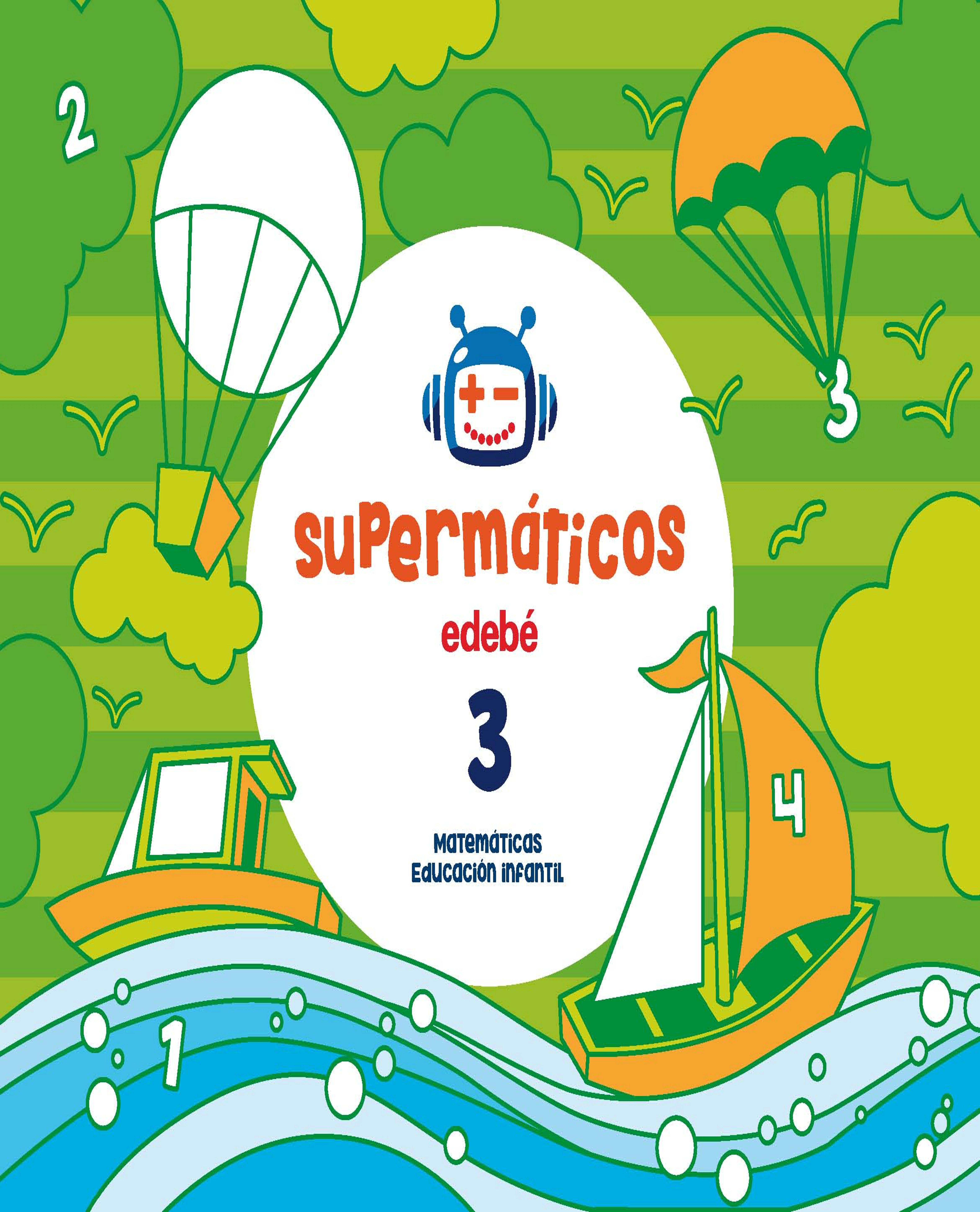 SUPERMATEMATICOS NÚMERO 3