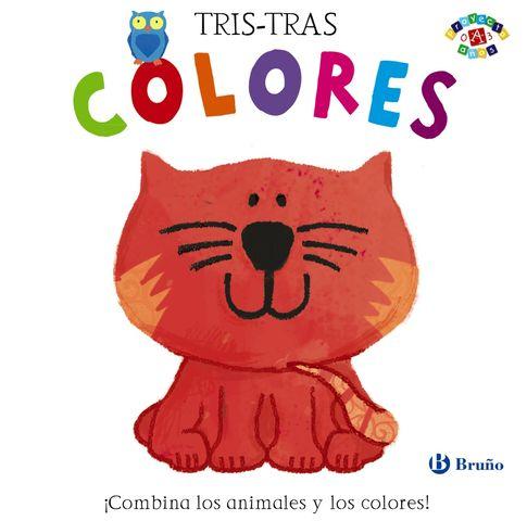COLORES tris- tras
