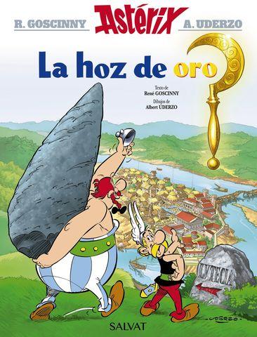 ASTERIX LA HOZ DE ORO Nº2