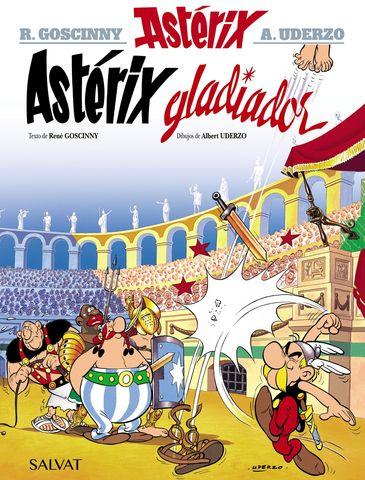 ASTERIX GLADIADOR Nº4