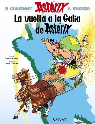 ASTERIX VUELTA A LA GALIA Nº5