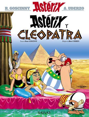 ASTERIX Y CLEOPATRA Nº6