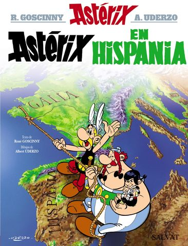 ASTERIX EN HISPANIA Nº14