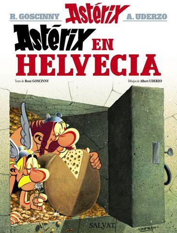 ASTERIX EN HELVECIA Nº16
