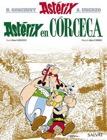 ASTERIX EN CORCEGA Nº20