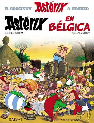 ASTERIX EN BELGICA Nº24
