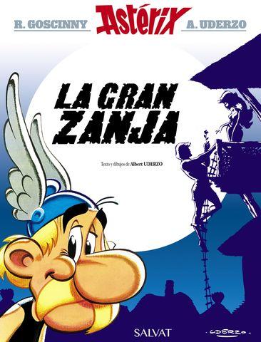 ASTERIX LA GRAN ZANJA Nº25