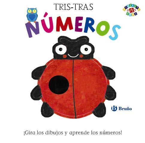 TRIS TRAS NUMEROS ! gira los dibujos y aprende los numeros¡