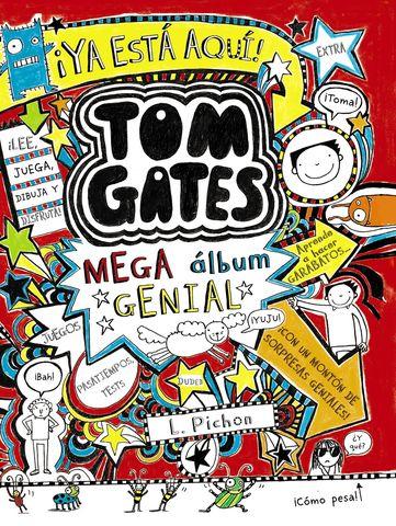 TOM GATES MEGA ALBUM GENIAL