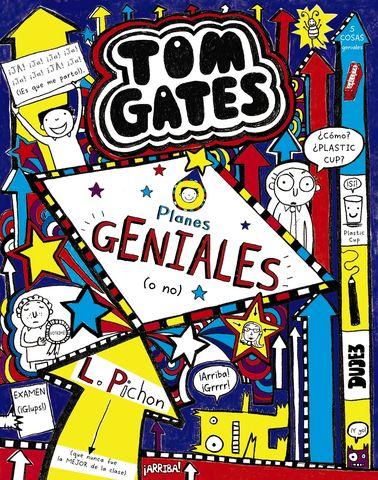 TOM GATES nº9 planes geniales ( o no)