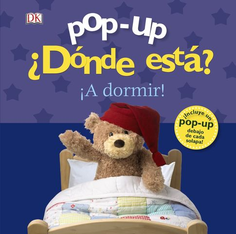 DONDE ESTA A DORMIR pop-up