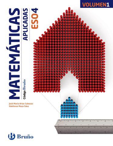 MATEMATICAS APLICADAS 4 ESO CÓD. BRUÑO