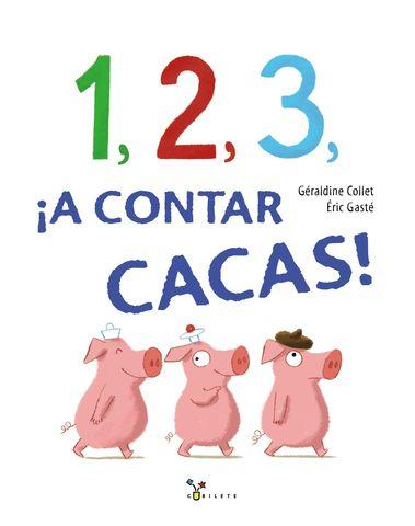 1 2 3 A CONTAR CACAS