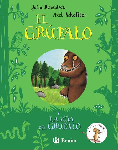 GRÚFALO PACK (2 LIBROS)