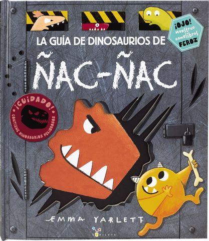GUIA DE DINOSAURIOS DE ÑAC-ÑAC,LA