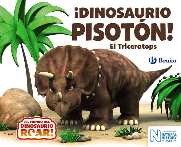 DINOSAURIO PISOTON