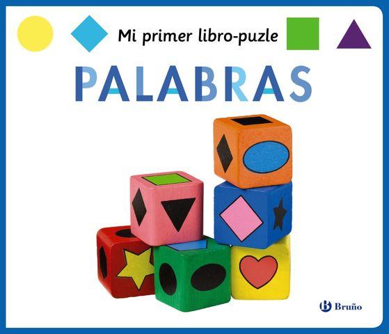 MI PRIMER LIBRO PUZLE PALABRAS