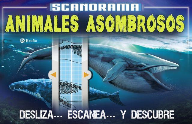 SCANORAMA ANIMALES ASOMBROSOS
