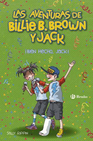 BILLIE B BROWN Y JACK !bien hecho, jack¡ nº 1