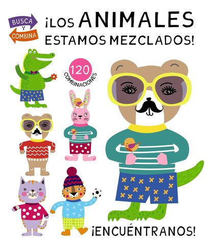 LOS ANIMALES ESTAMOS MEZCLADOS