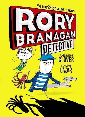 RORY BRANAGAN nº1 detective