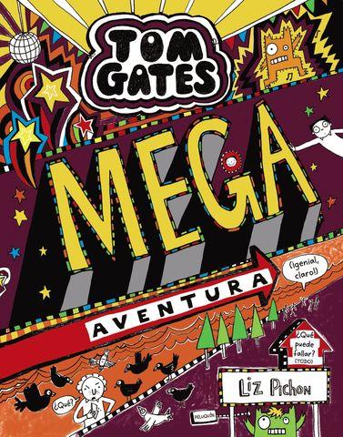 TOM GATES nº13 mega aventura