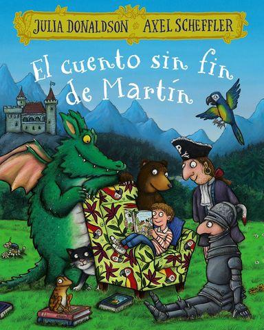CUENTO SIN FIN DE MARTIN,EL