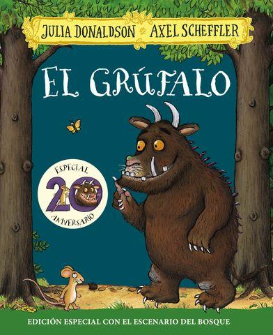 EL GRUFALO EDICION ESPECIAL 20 ANIVERSARIO