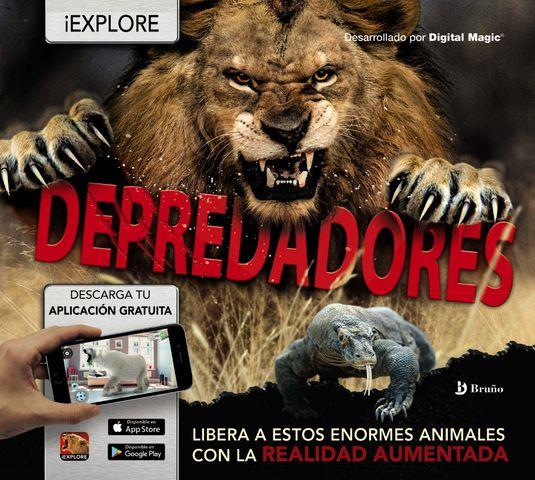IEXPLORE DEPREDADORES realidad aumentada
