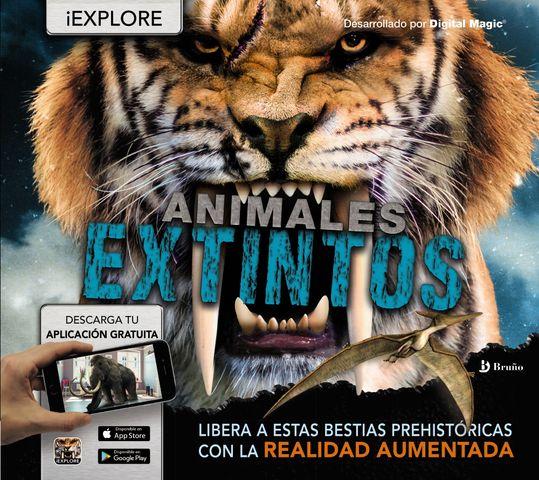 IEXPLORE ANIMALES EXTINTOS realidad aumentada