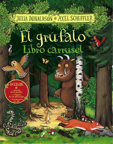 GRUFALO LIBRO CARRUSEL,EL