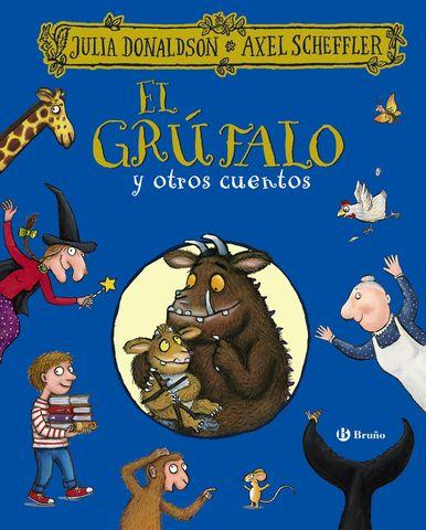 GRUFALO Y OTROS CUENTOS,EL