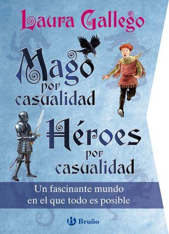 PACK MAGO POR CASUALIDAD HEROES POR CASUALIDAD