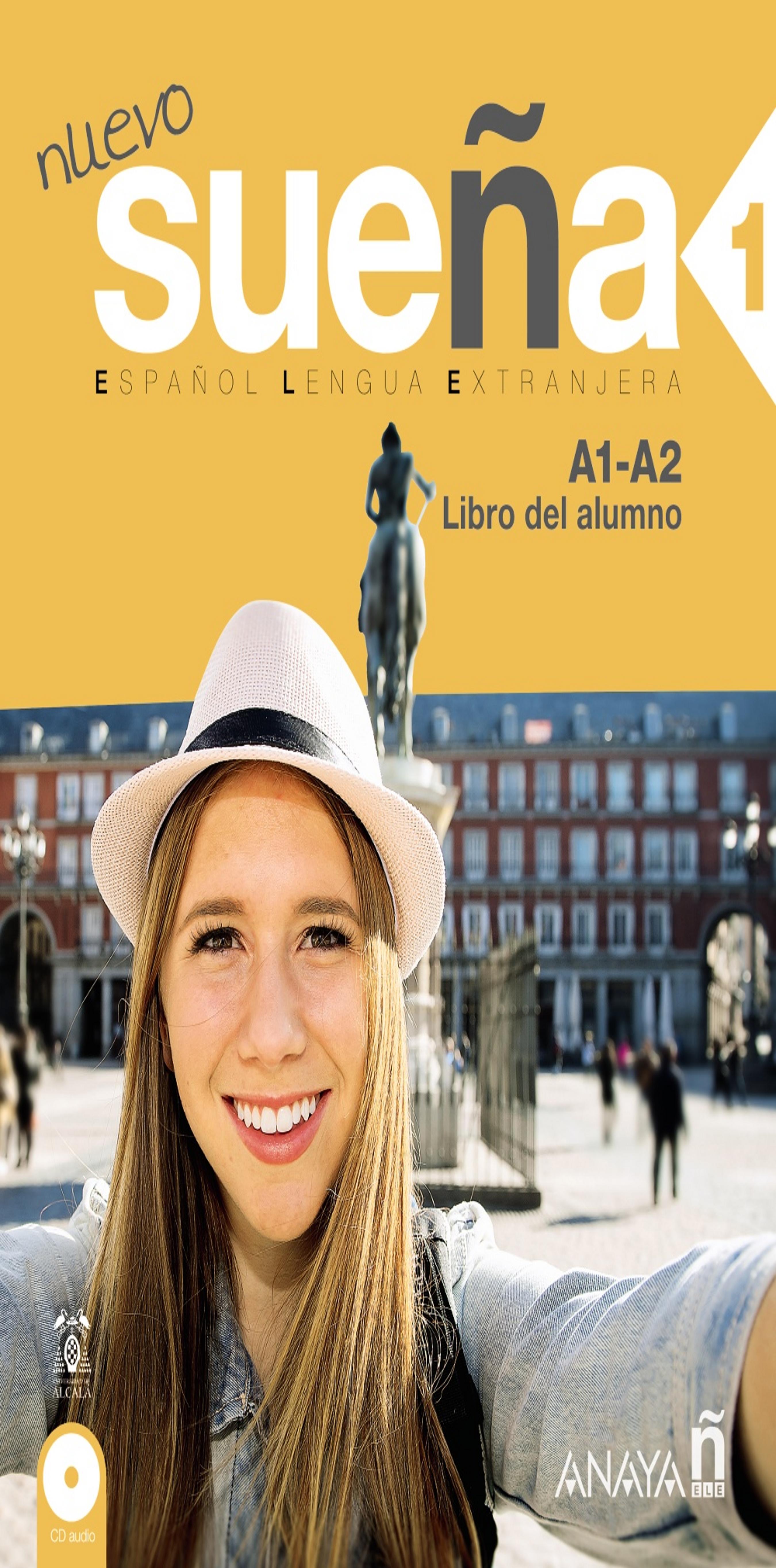 NUEVO SUEÑA 1  A1/A2  Alumno + CD