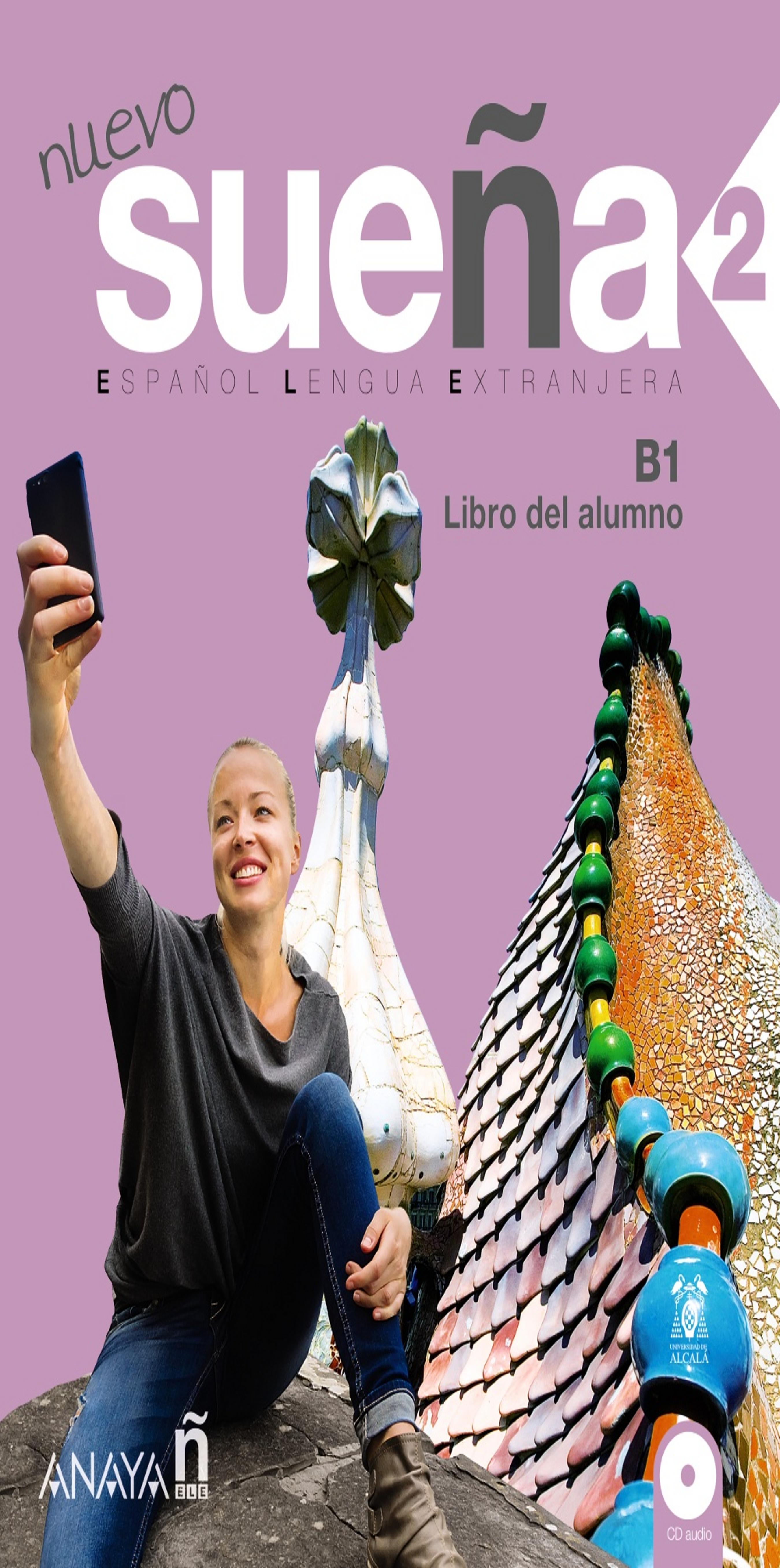 NUEVO SUEÑA 2  B1 Alumno + CD