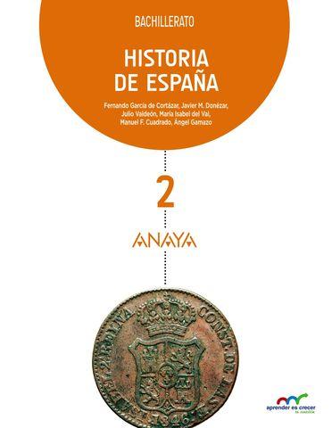 HISTORIA DE ESPAÑA 2º BACH