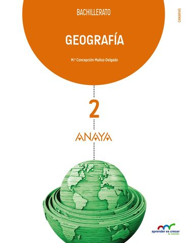 GEOGRAFIA 2º BACH - Canarias