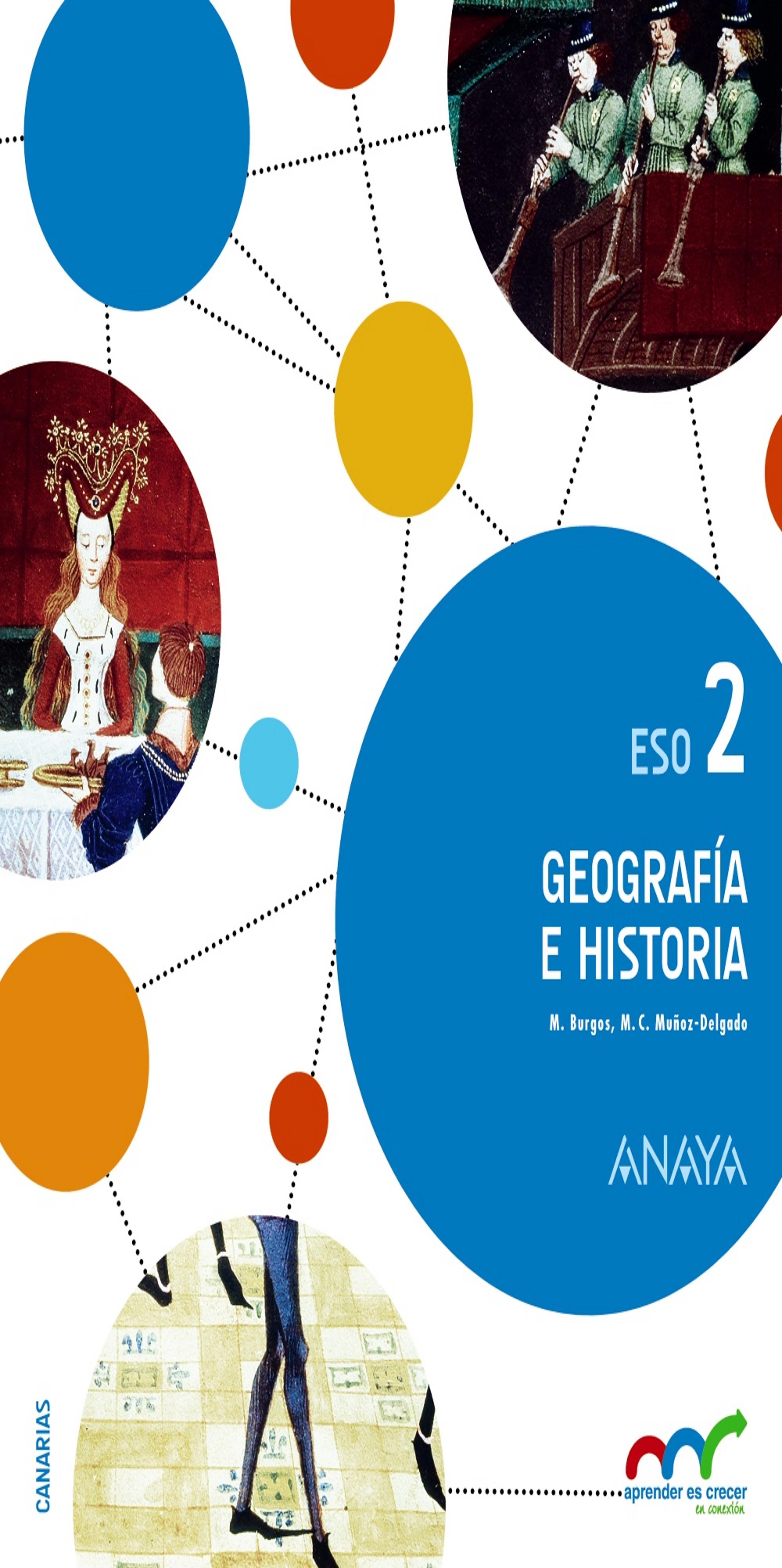 GEOGRAFIA E HISTORIA 2 ESO Canarias