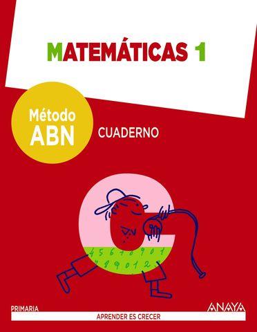 MATEMATICAS 1 - Metodo ABN - Cuaderno