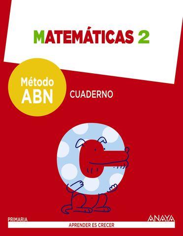 MATEMATICAS 2 ABN Cuaderno  - 2º primaria